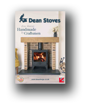 Brochure for Dean Stoves