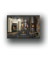 Brochure for Gazco Stoves