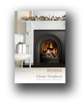 Brochure for Stovax Fireplaces