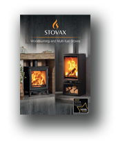 Brochure for Stovax Stoves